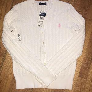 Ralph Lauren Girls New Sweater